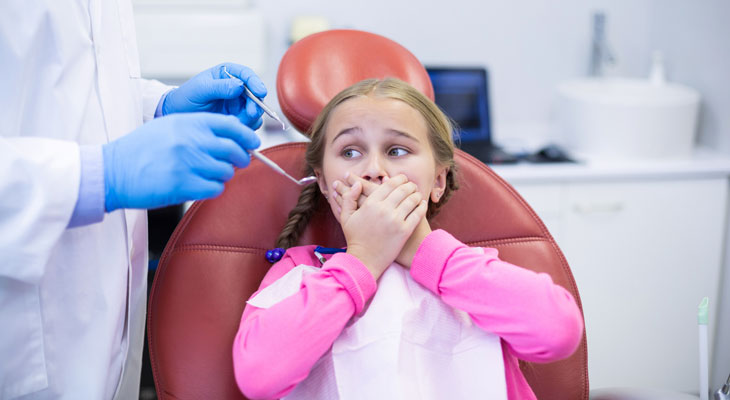 Alleviating Your Child's Fear of the Dentist
