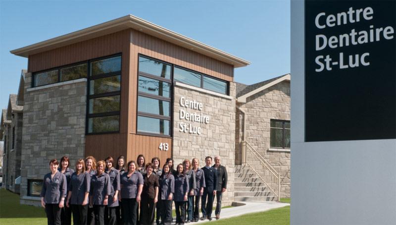 Centre Dentaire St-Luc
