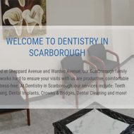 Dentistry in Scarborough