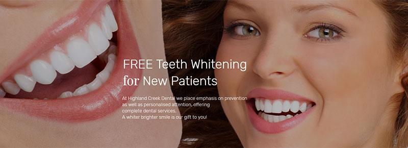 Highland Creek Dental – Dr. Sara Razmavar