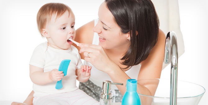 Begin Practicing Good Oral Hygiene Habits Early